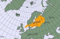 На севере Европы зафиксировали повышенный уровень радиации