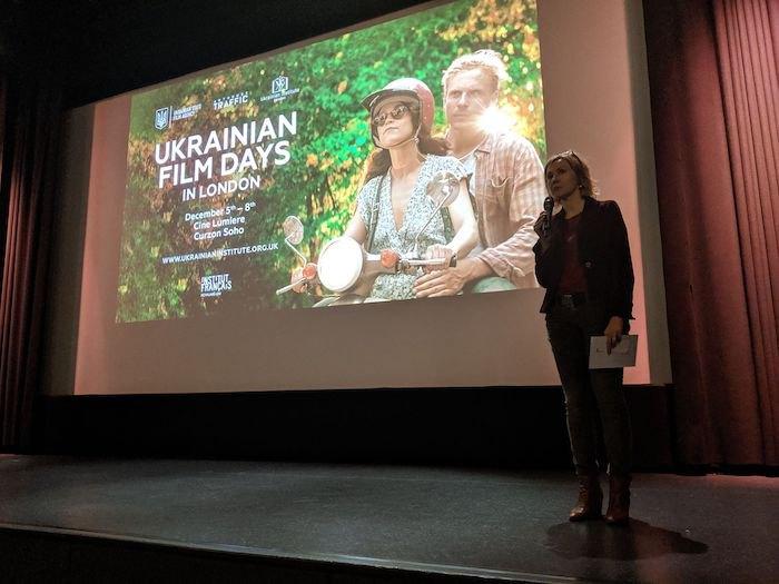 Дні українського кіно в Лондоні, 2019