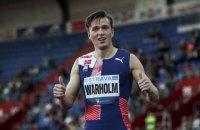 Побито світовий рекорд на дистанції 400 метрів з бар'єрами, який тримався з 1992 року