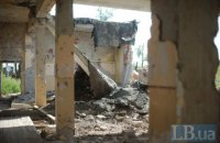 Боевики выпустили по Чермалыку 76 мин, - штаб АТО