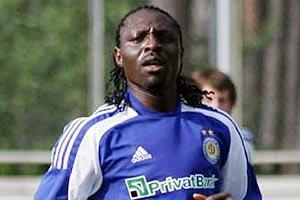 """У """"Динамо-2"""" тренується нігерійський нападник"""
