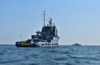 """У Чорному морі розпочалась активна фаза протимінних навчань """"Дайв-2021"""""""