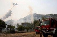 Серед постраждалих у лісових пожежах в Греції українців немає, - посольство