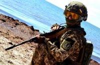 Морпехи и авиация отработали отражение высадки вражеского десанта на Азовском побережье