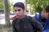 """В Одессе напали с ножом на лидера местного """"Автомайдана"""" (обновлено)"""
