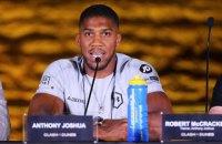 WBO зобов'язала Джошуа провести захист титулу з Усиком у 180-денний термін