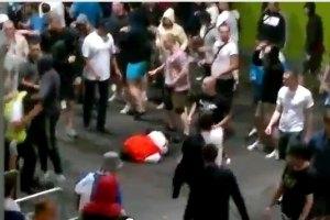 Названа причина драки между россиянами и стюардами на Евро-2012