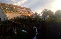 В Румынии пронесся торнадо, на Украину надвигаются грозы и шквалы