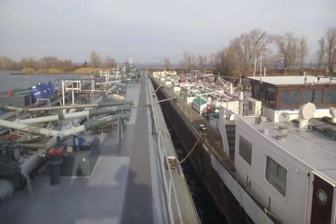 У Херсонській області затримали три танкери з контрабандним дизпаливом