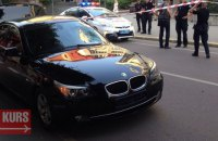 Бывший прокурор на BМW сбил насмерть пешехода в Ивано-Франковске