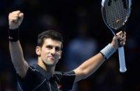 Джокович снова выиграл Итоговый чемпионат