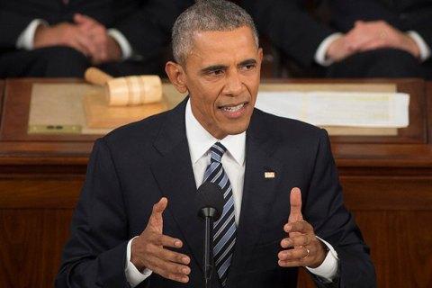 Обама назвав Україну утриманкою Росії