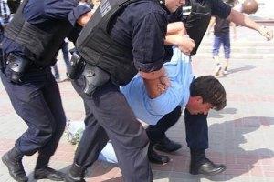 Силовики подавили каждый четвертый протест в июле