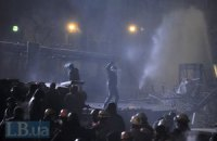 """""""Батькивщина"""" предлагает ВР запретить использовать оружие против мирных митингующих"""