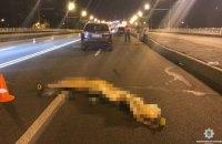 В Днепре Lexus насмерть сбил двух пешеходов