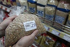 Цушко штрафует за дорогую гречку на 13 тыс. грн