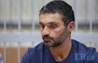 За Алексея Тамразова внесли 3 млн залога