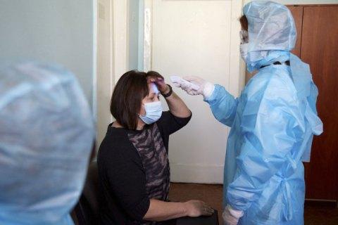 На Донеччині зафіксовано другий випадок захворювання на COVID-19