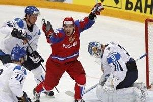 Евротур: сборная России проиграли Суоми