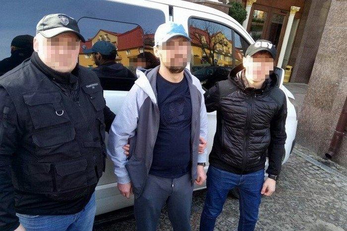 СБУ выдворила изУкраины грузинского «вора взаконе»