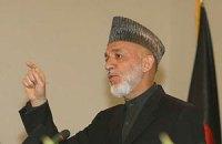 Карзай готов обеспечивать безопасность в Афганистане