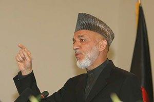 Карзай запропонував парламенту кандидатури майбутніх міністрів