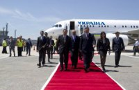 Авиаперелеты украинских чиновников обойдутся государству в 188 млн