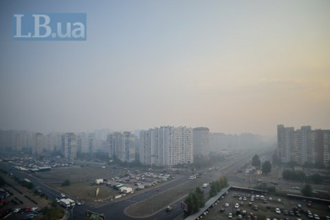 Городская власть не видит угрозы здоровью киевлян в связи с задымленностью воздуха, - Пантелеев