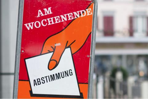 Швейцарцы на референдуме отклонили закон о защите климата