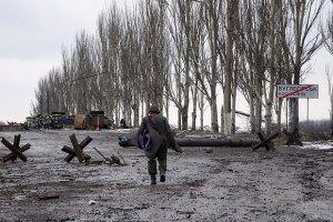 ДНР відмовилася почати відведення важкої техніки