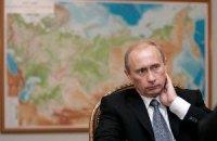 Путин ожидает провокаций западных спецслужб на ближайших выборах