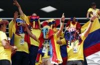 Колумбийские болельщики показали, как проносить на матчи ЧМ-2018 алкоголь в биноклях
