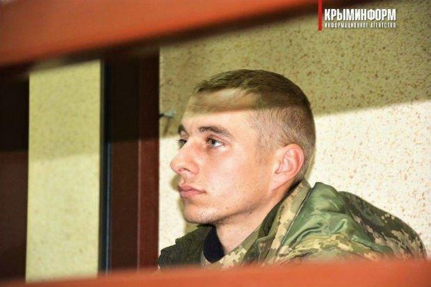 Богдан Небылица в зале суда