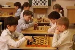 Учнів початкових класів учитимуть грати в шахи