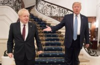 Джонсон и Трамп договорились заключить торговое соглашение к июлю 2020 года