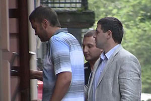 Янукович-младший в нетрезвом виде не смог найти дорогу домой