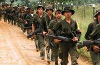 Колумбийские повстанцы освобождают заложников спустя десятилетие