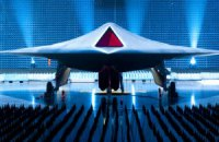 Великобритания показала беспилотник-невидимку пятого поколения