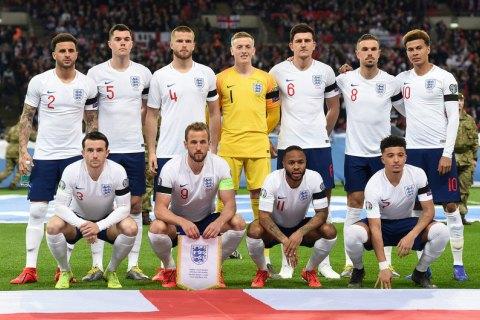 Хадсон-Одои установил рекорд сборной Англии