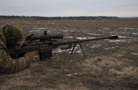 ВСУ приняли на вооружение винтовку Alligator, которая может уничтожать укрепления и технику