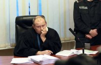 Суддя Чаус подав до суду на президента Молдови