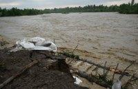 Черновцам грозит затопление из-за паводка на Пруте