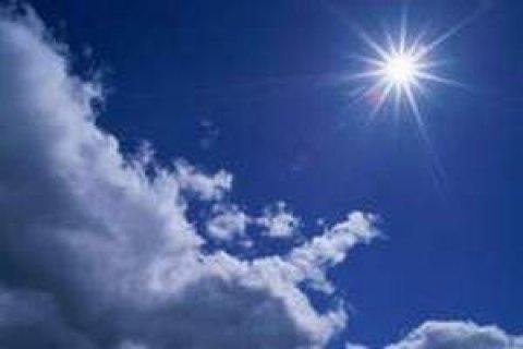 У неділю в Києві до +27 градусів