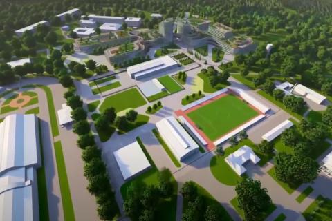 Президентский университет Зеленского будет стоить 7,2 млрд гривен