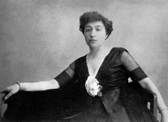 Олександра Екстер