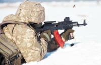 На Яворовском полигоне резервист ранил другого военного из автомата
