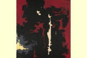 На аукционе картина американского абстракциониста установила ценовой рекорд