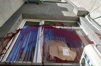 На офис нардепа Билецкого на киевской Оболони совершили нападение