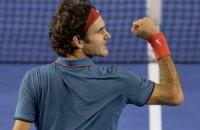 Федерер одержал 50-ю победу в сезоне