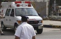 В Египте 13 полицейских погибли в результате нападения на блокпост